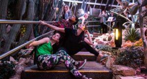 Photo Credit: Marc J Chalifoux. Performers: Carmen Nieuwenhuis Osahor, Kendra Shorter, Mpoe Mogale, Bridget Jessome, Sarah Feutl